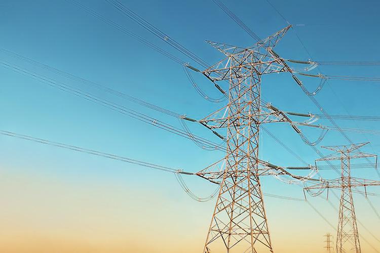 As obras da subestação de energia SE 440kV duraram cerca de 18 meses.