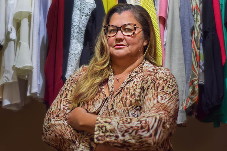 Miriam Leite, moradora de Lençóis Paulista que participou da primeira fase do Dona Della e se destacou no projeto abrindo o seu próprio negócio.